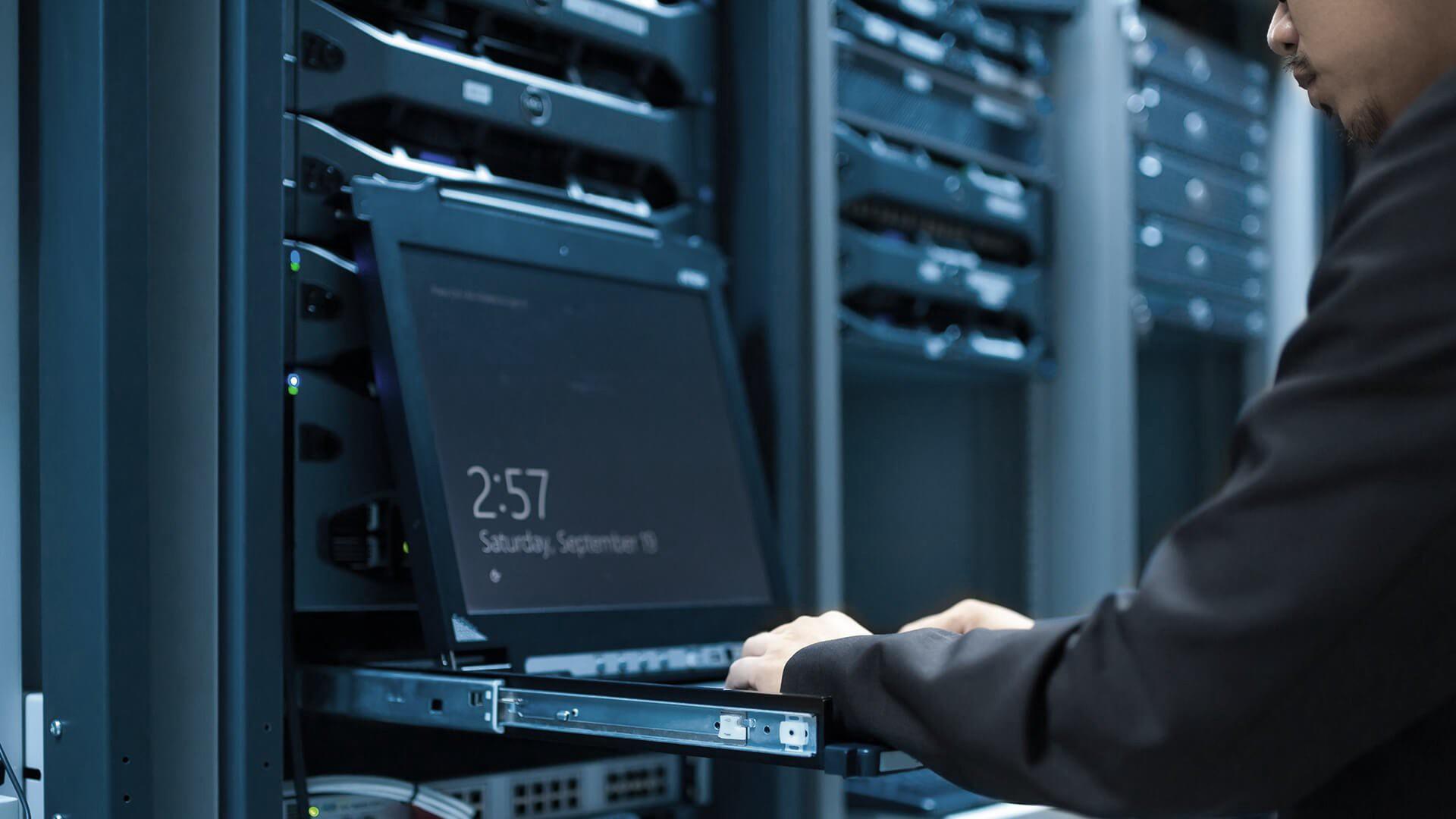 Webbhotell, vps server, hosting, domännamn-