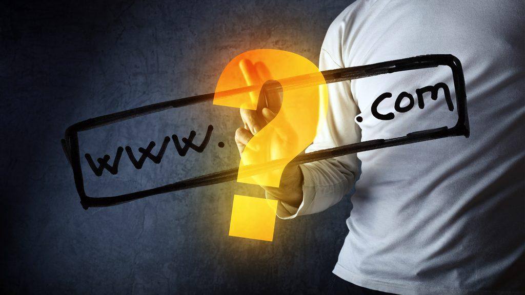 domännamn, domain name, .com , .se, .org, .net
